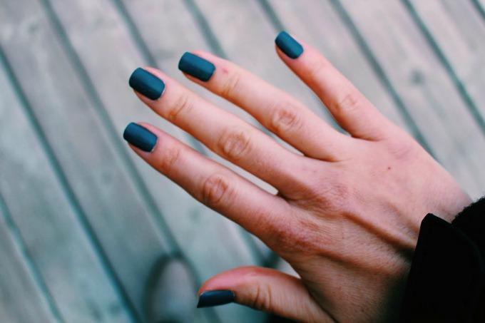 mat nokti 4 Neka vaši nokti ove jeseni budu mat