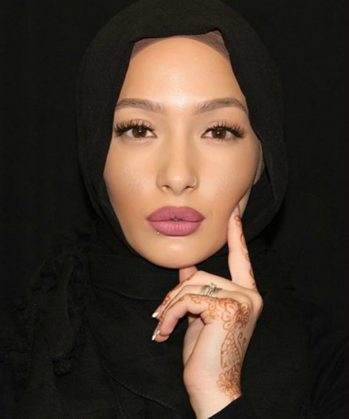 muslimanska beauty blogerka 1 Ona je drugačija beauty blogerka