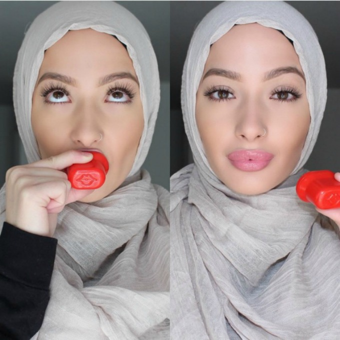 muslimanska beauty blogerka 2 Ona je drugačija beauty blogerka