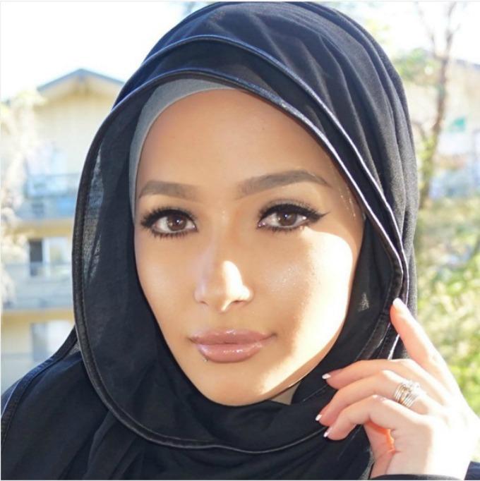 muslimanska beauty blogerka 3 Ona je drugačija beauty blogerka