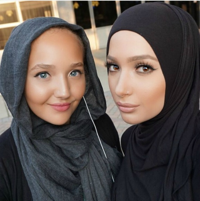muslimanska beauty blogerka 4 Ona je drugačija beauty blogerka