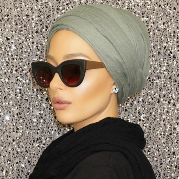 muslimanska beauty blogerka 5 Ona je drugačija beauty blogerka