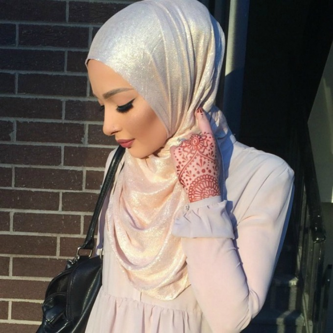 muslimanska beauty blogerka 6 Ona je drugačija beauty blogerka