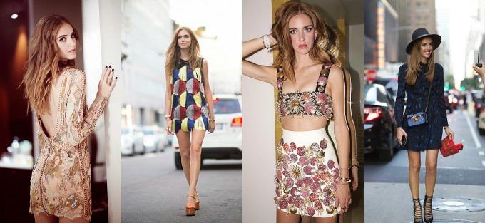 najbolje odevne kombinacije stranih modnih blogerki 1 Šta su strane modne blogerke nosile ove godine?