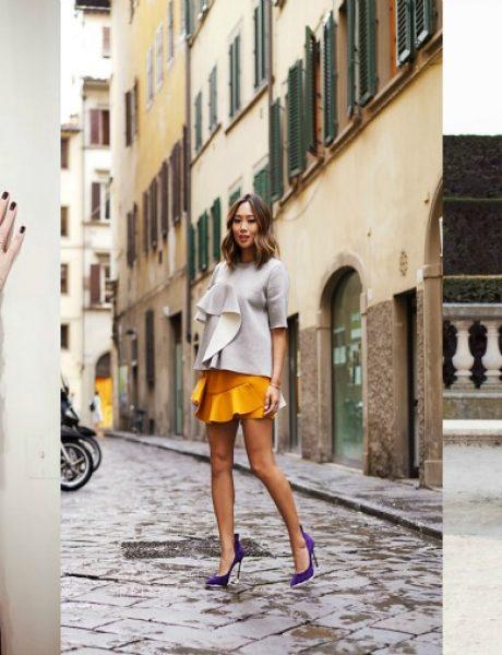 Šta su strane modne blogerke nosile ove godine?