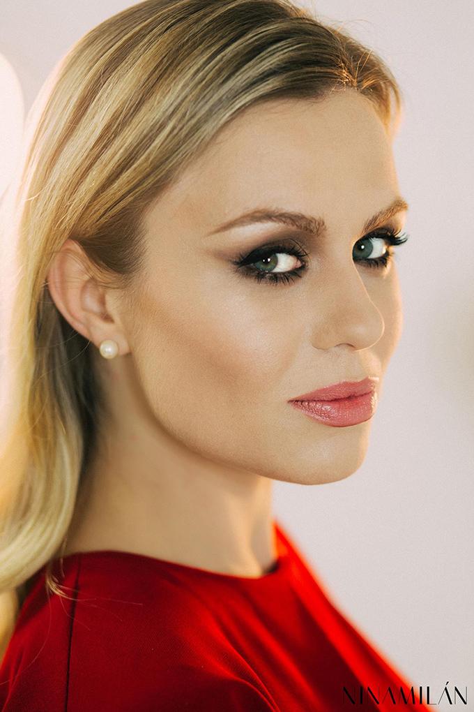ninamakeup 1 Brzi makeup tutorijali: Našminkaj se za manje od 10 minuta