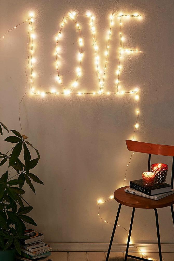 nova godina dekoracija3 Dekorišite dom jelkicama i drvećem koje svetli