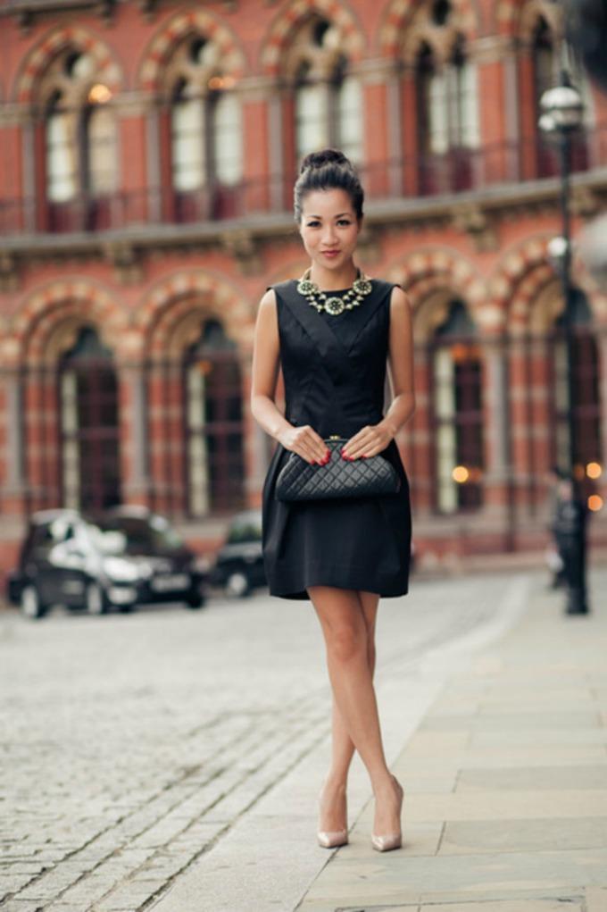 novogodisnji aksesoari za malu crnu haljinu 3 Novogodišnji aksesoari uz malu crnu haljinu