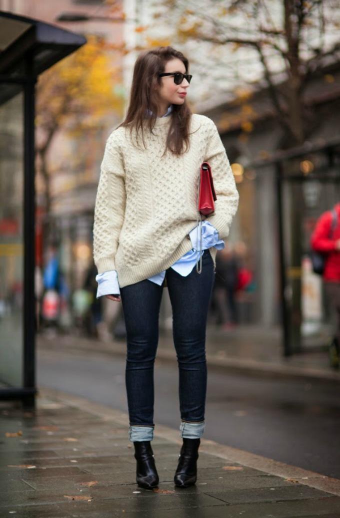 oversized dzemperi 1 Kako da nosite oversized džempere ove zime