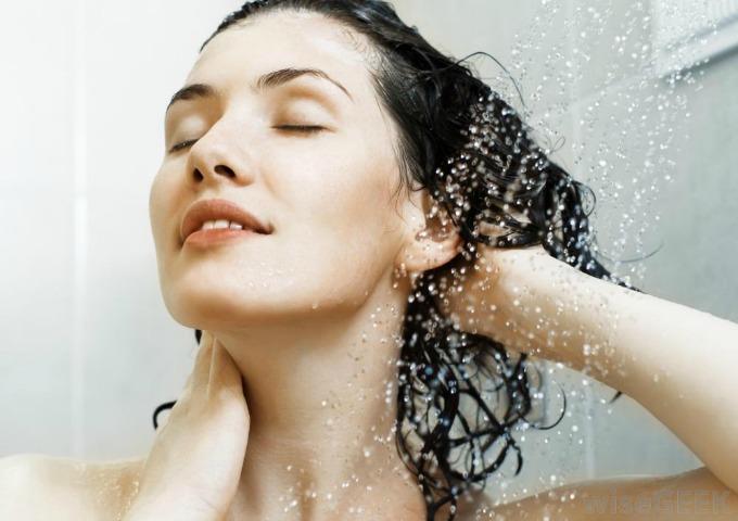 pravilno pranje kose 3 Da li pravilno perete kosu?