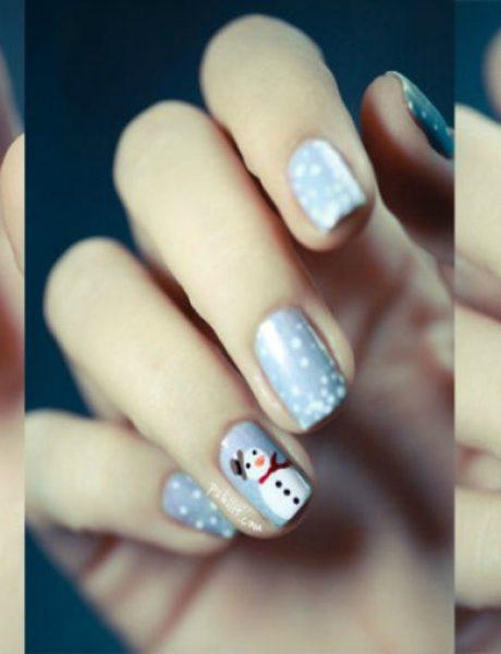Deda Mraz na noktima, da ili ne?