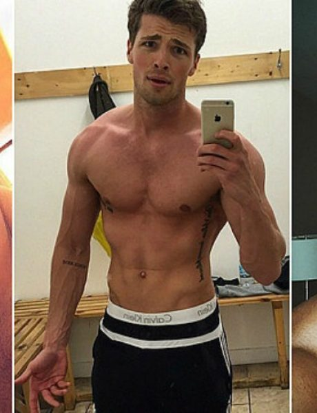 Seksi selfiji zgodnih frajera sa Instagrama