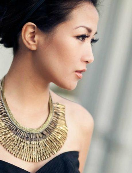 Statement ogrlice za glamurozan novogodišnji izgled