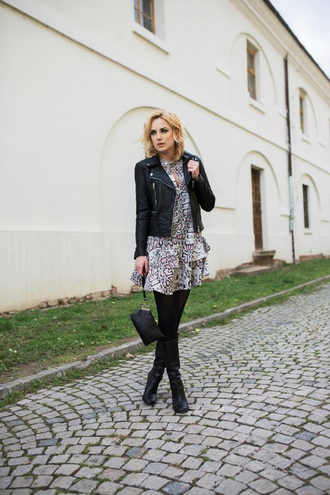 svetlana prodanic 1 Stil blogerki: 10 odevnih kombinacija Svetlane Prodanić