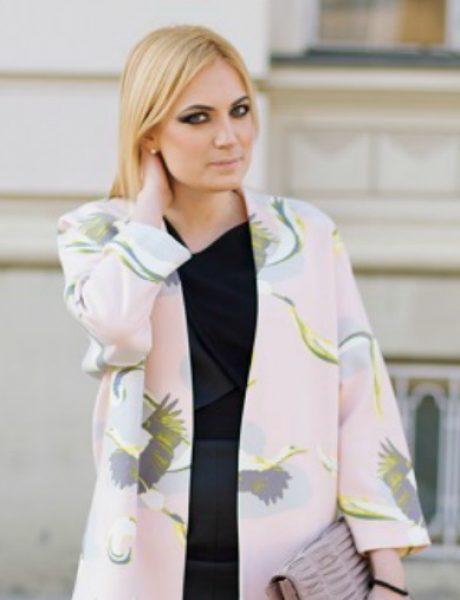 Stil blogerki: 10 odevnih kombinacija Svetlane Prodanić
