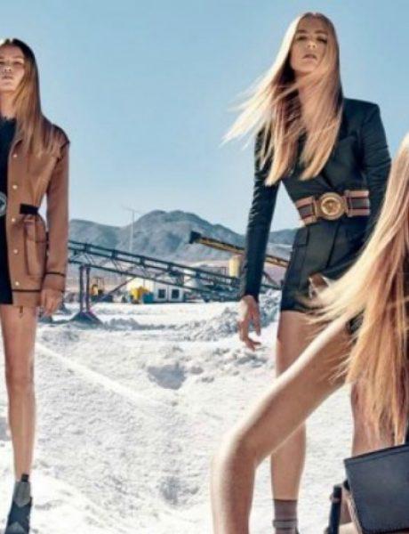 Versace i Stiven Klajn: Tandem koji pobeđuje