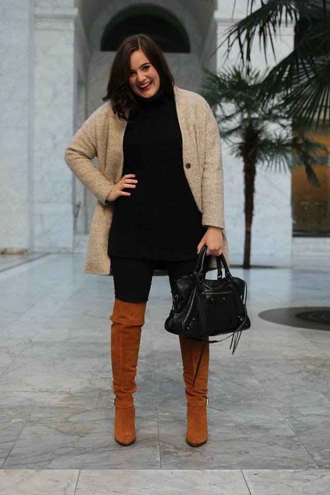 čizme 1 5 načina da nosite čizme IZNAD kolena