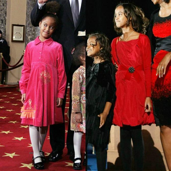 13 Mlada trendseterka: Stil Malije Obame