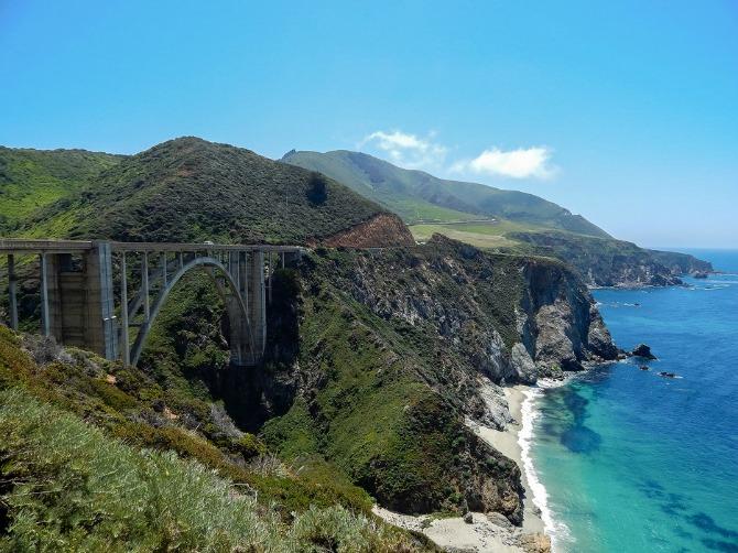 5474a649cbbd2620680dd267 big sur california pacific coast highway cr felipe borges getty 12 mesta koja MORATE posetiti pre nego što napunite 30