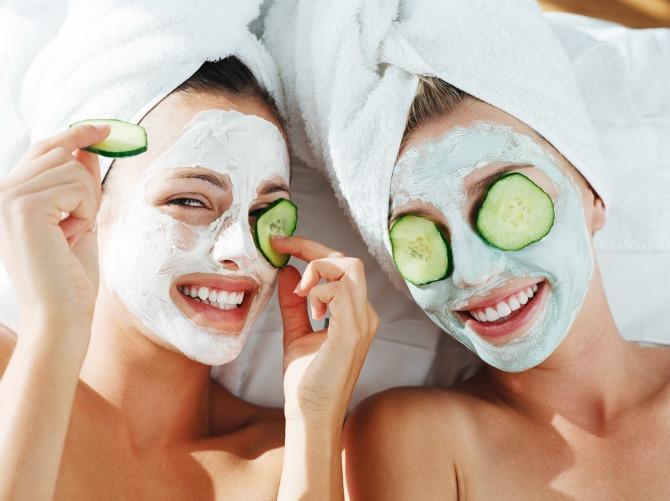 Cucumber face mask Najbolje PRIRODNE maske za lice (RECEPTI)