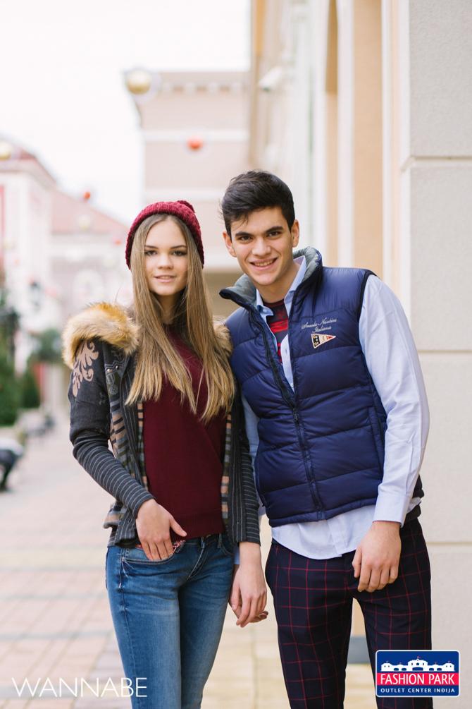 Fashion park outlet center modni predlog Wannabe magazine 18 Fashion Park Outlet Inđija modni predlog: Urbana varijanta koju ćete obožavati