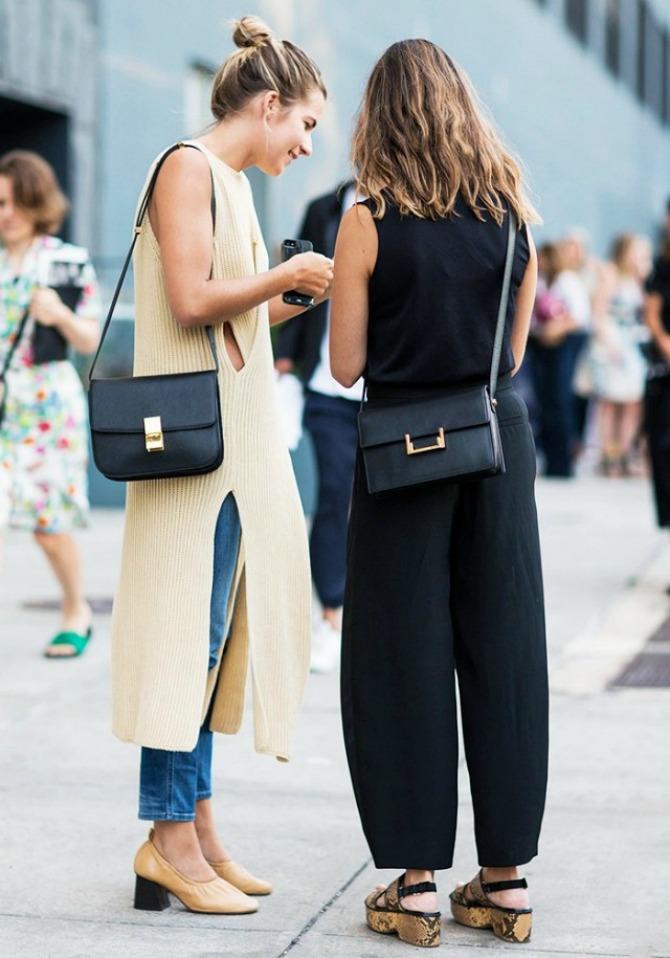 Haljina preko pantalona Modni trendovi koje do sada NISI probala, a morala bi