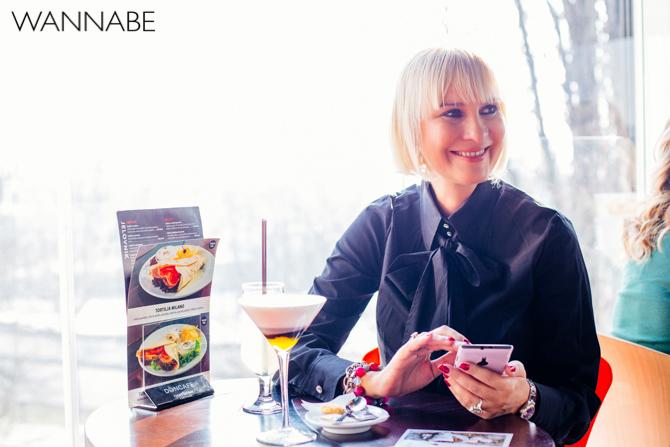 Olivera Jokic Doncafe Wannabe magazine Intervju: Olivera Jokić, PR menadžer kompanije Strauss Adriatic