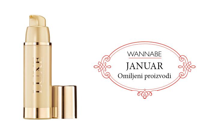 Omiljeni proizvodi Januar 2016 1 Lepa i negovana: Proizvodi koje MORAŠ probati u januaru