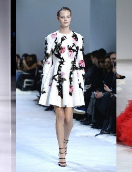 Nedelja mode u Parizu 2016: Veličanstven početak