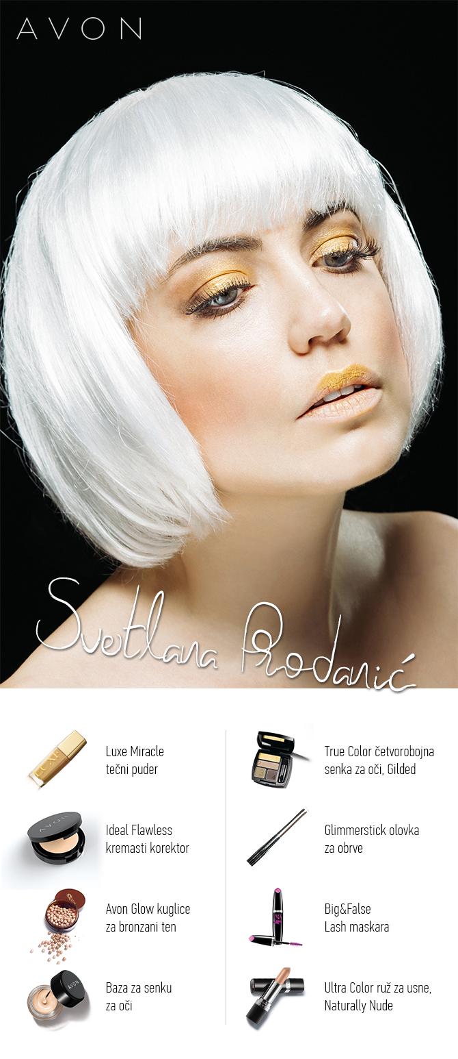 Svetlana Prodanic ISKOPIRAJ makeup modnih blogerki: Osunčaj zimski makeup