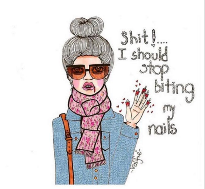 Untitled Šta treba da znate o devojkama koje GRICKAJU nokte