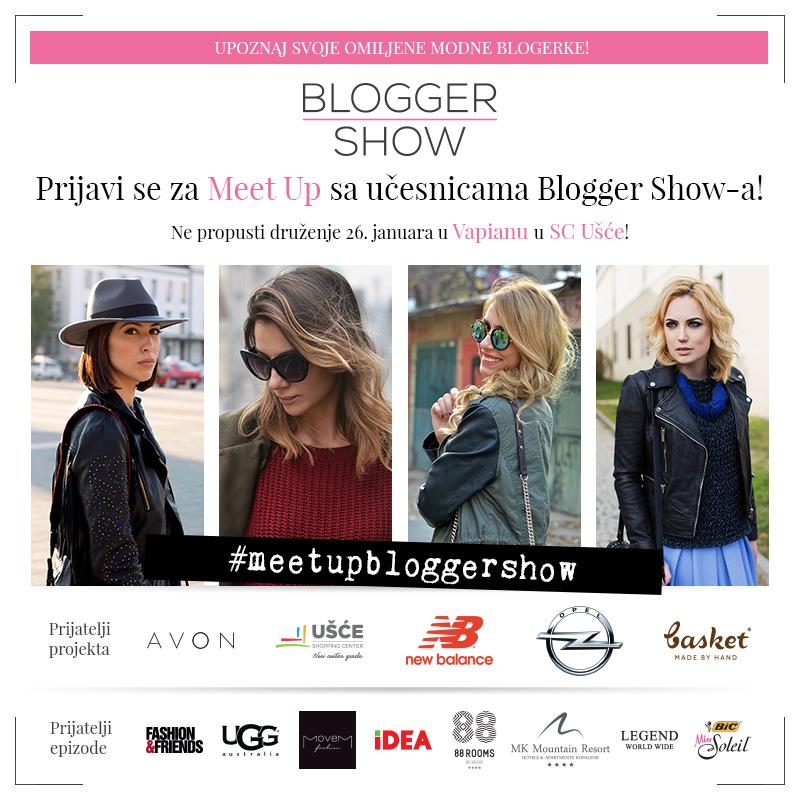 Wannabe Meet Up 800x800 2 Blogger Show: Prijavi se za MEET UP sa svojim omiljenim modnim blogerkama!