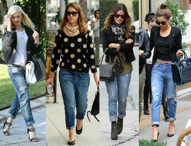 boyfriend jeans Kviz: Koji tip boyfriend džinsa je idealan za tebe?
