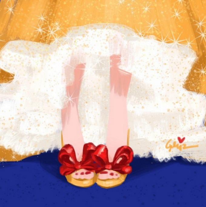 cipele za princeze 1 Cipele za prave Diznijeve princeze (GALERIJA)