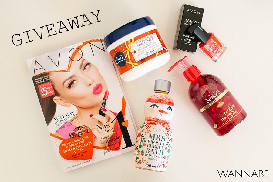 giveaway avon1 Wannabe Magazine i Avon Srbija te nagrađuju!