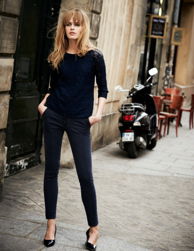 kako da se oblacis kao parizanka 6 Kako da se oblačiš kao prava Francuskinja