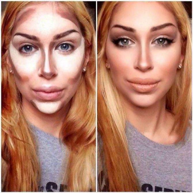 konturisanje lica Beauty trendovi kojima ćemo reći zbogom ove godine