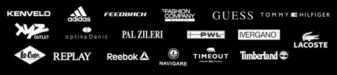 logos Duplo jača kupovina u Fashion Park Outlet Centru Inđija