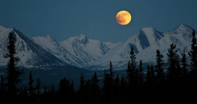 mesec2pixa Sinoć je bio vučji mesec: Šta to znači za nas?