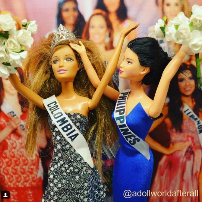 miss Hit na Instagramu: Barbike IMITIRAJU poznate!