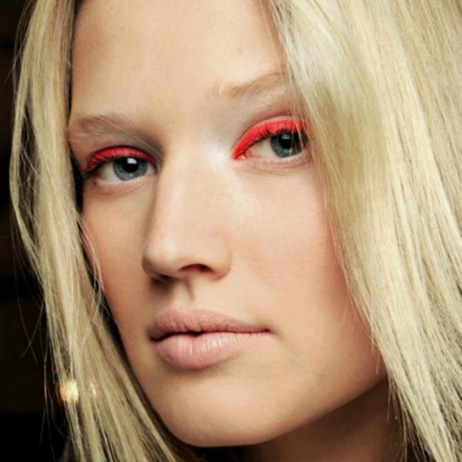 pink valentines day makeup graphic eyeliner1 600x600 4 make up a u roze nijansama koja MORATE probati