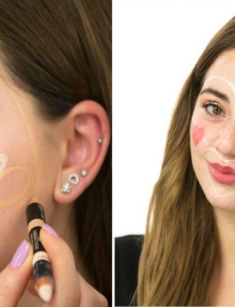 Naša nova beauty opsesija je SRCOLIKO KONTURISANJE lica