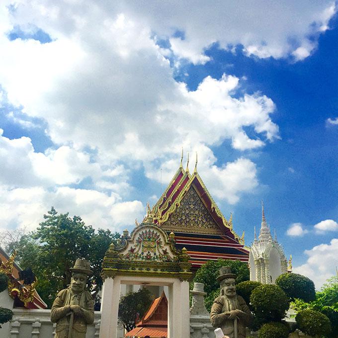 tajland grand palace 4 Tajland i Bangkok: Vodič za putovanje jedne gradske cice