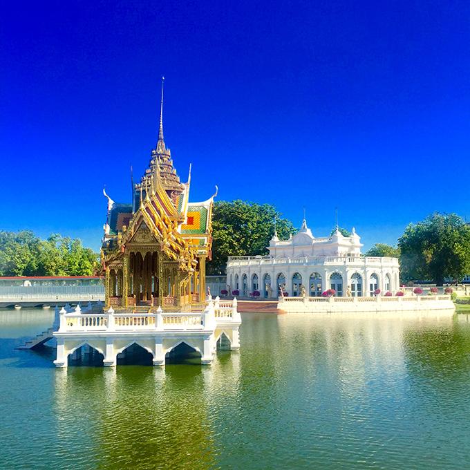 tajland Tajland i Bangkok: Vodič za putovanje jedne gradske cice