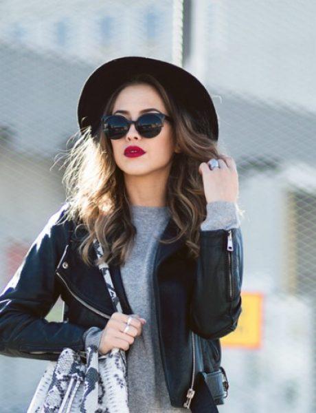 9 street style kombinacija sa šeširom koje VREDI probati