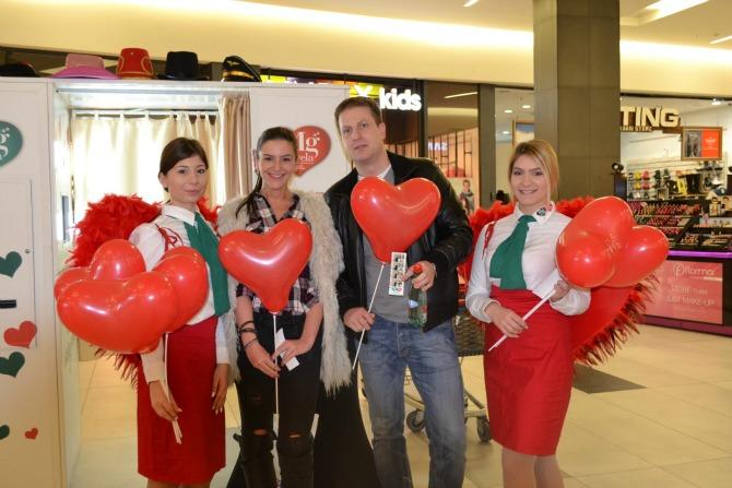 Dan zaljubljenih mg mivela Ovo su Beograđani proslavili Dan zaljubljenih