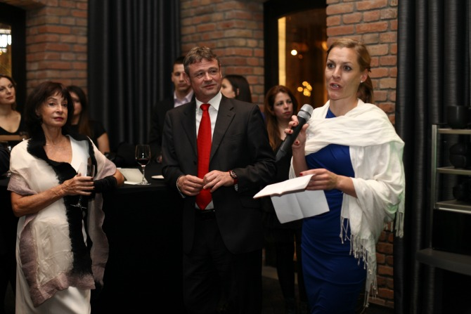 IMG 8017 Hotel Radisson Blu Old Mill najavio prvi umetnički projekat Radisson Blu Belgrade Artist Residency