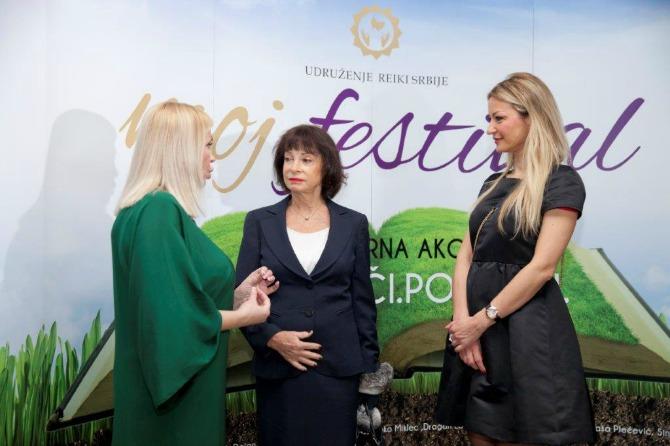 Jelisaveta K Margarita M Jasenka Stekic 2 Humanitarna manifestacija MOJ FESTIVAL nadmašila očekivanja!