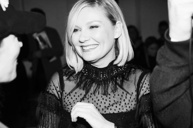Kirsten Ko je bio u prvom redu na Nedelji mode u Njujorku?