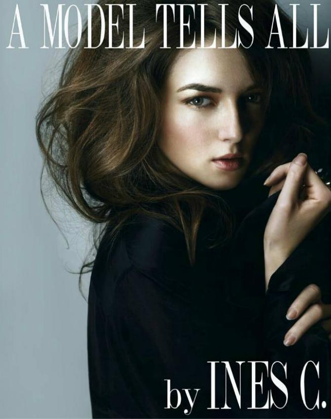 Knjiga Ovo je knjiga koja otkriva kako izgleda ŽIVOT modela